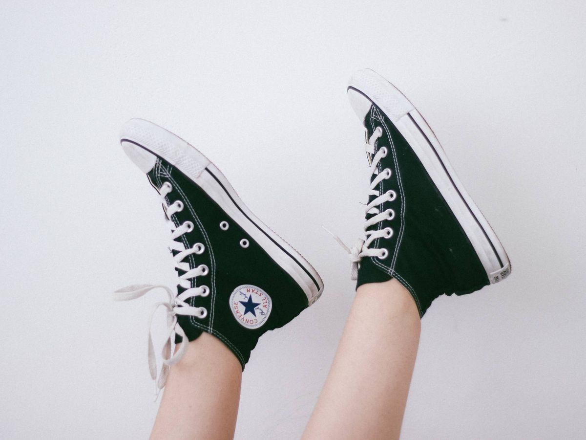 Foto: El modelo All Star de Converse es un icono. (Unsplash)