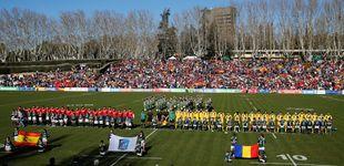 Post de Madrid, foco de la nueva guerra en el rugby español