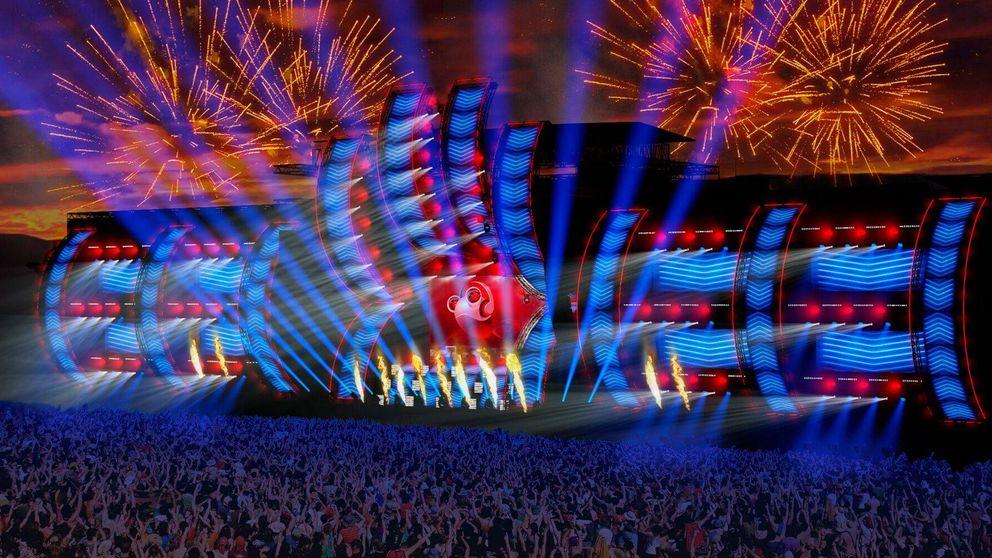 Dreambeach hace historia: Hardwell y Martín Garrix se suben al escenario