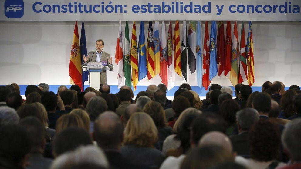 En el PP de Rajoy nunca pasa nada
