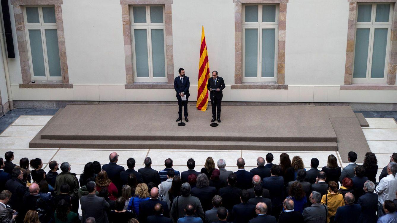 La Fiscalía señala a las 'embajadas' de la Generalitat por apoyar el intento de secesión