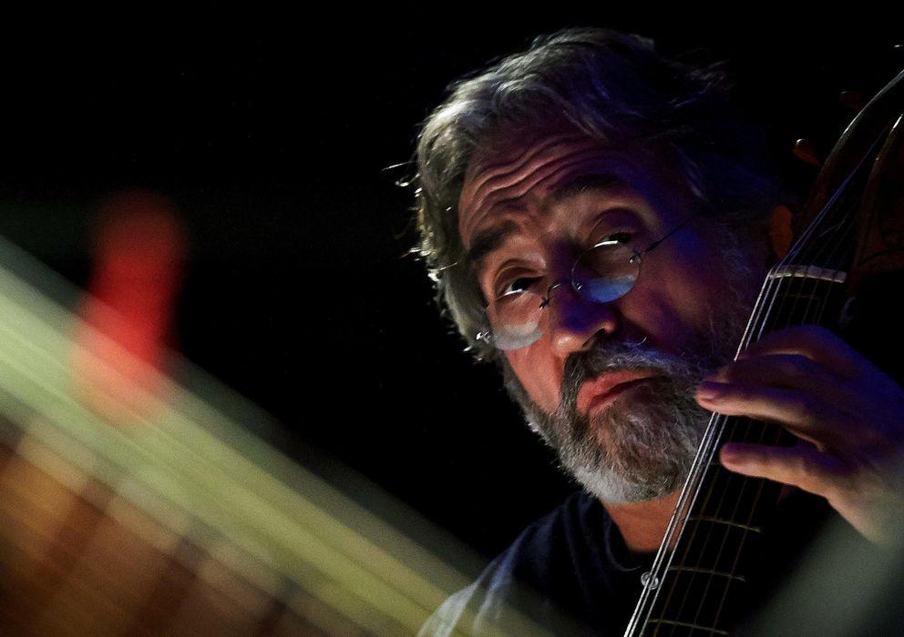 Foto: El músico Jordi Savall (EFE)