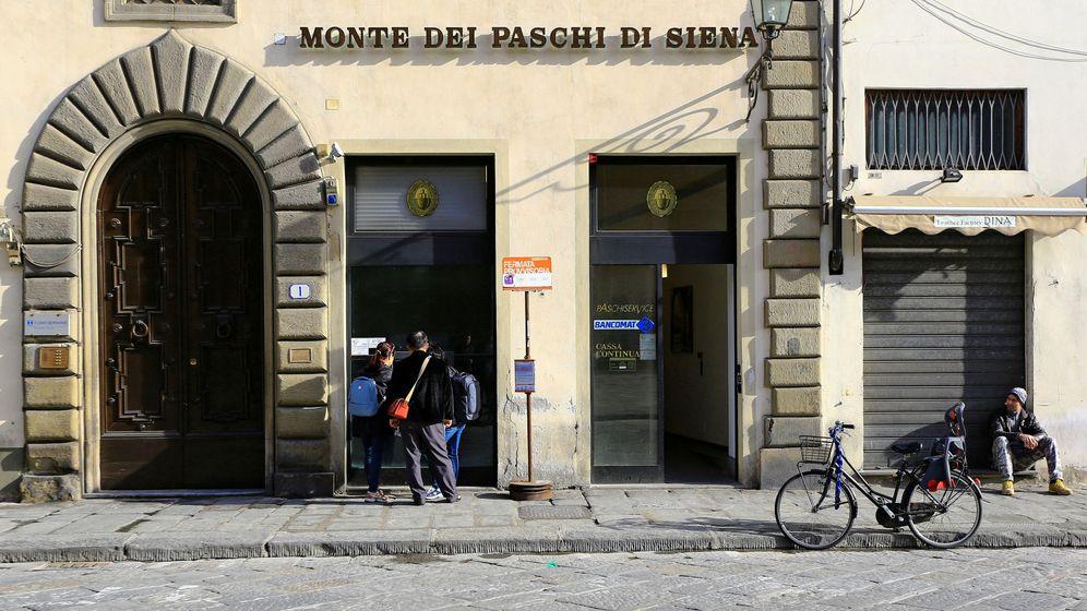 Foto: Oficina de Monte dei Paschi