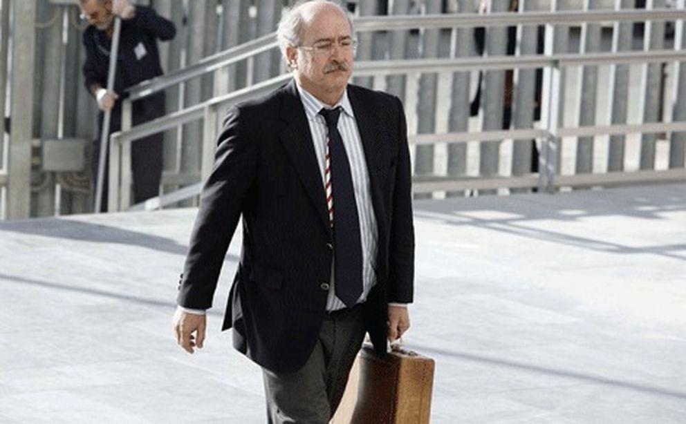El abogado Fernando del Valle (EFE)