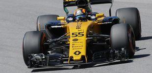 Post de Sainz, por detrás de Hulkenberg en los libres y con el top 10 en el punto de mira