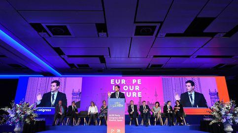 Rivera tiende la mano a Macron para vencer al populismo en Europa