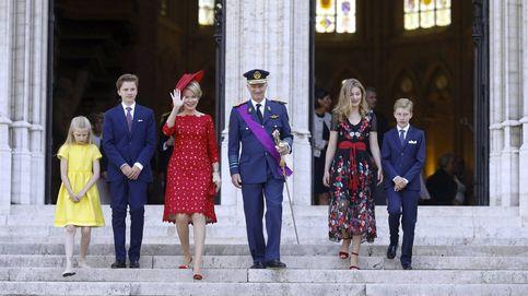 Matilde de Bélgica elige un look perfecto para celebrar sus cinco años como reina