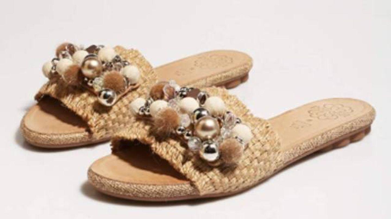 Sandalias de Porronet. (Cortesía)