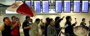 Los clientes de Air Comet exigen saber cuántos billetes se vendió tras saber que cerraría