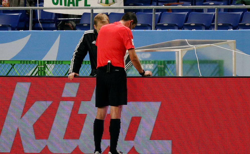 Foto: El videoarbitraje ya estuvo presente en el pasado Mundial de Clubes (Reuters)
