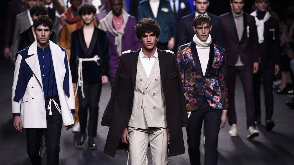 García Madrid, el traje sastre masculino y la ley del deseo