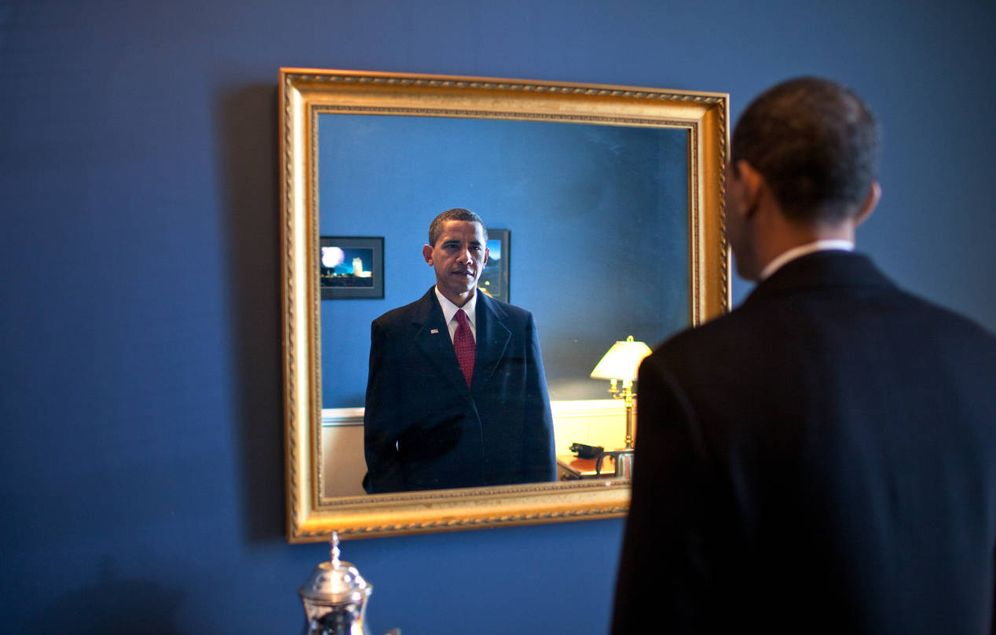 Foto: Barack Obama. (Robinson Family Archives)