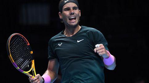 Rafa Nadal - Medvedev de las ATP Finals 2020: horario y dónde ver en TV y 'online'