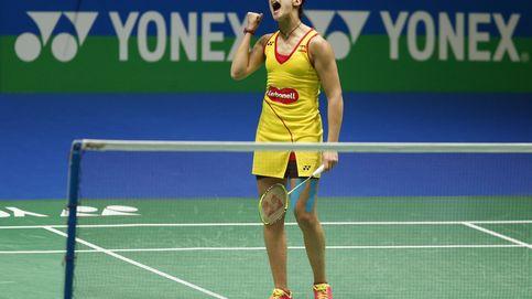 Carolina Marín se quita el maleficio de Intanon y ya está en semifinales
