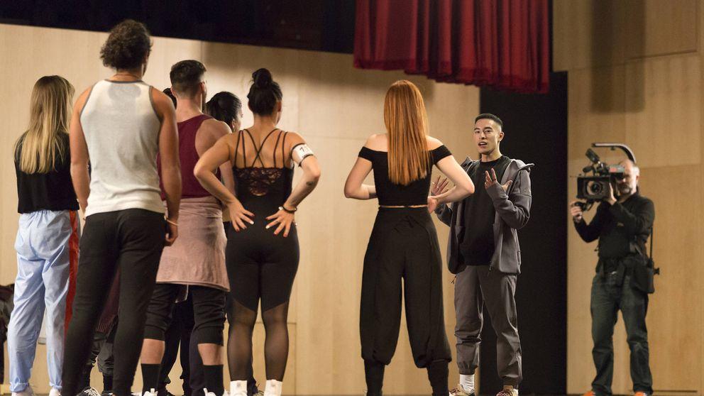 'Fama, a bailar': Una Paula cómoda y un alumnado de nivel marcan su regreso