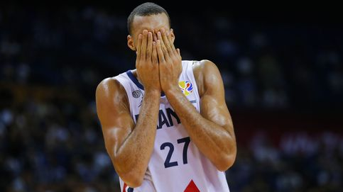 La NBA suspende la temporada por el coronavirus del jugador francés Rudy Gobert