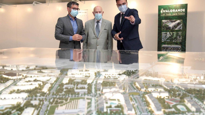 ¿Quiénes son los dueños del suelo del gran desarrollo residencial del norte de Madrid?