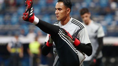 Las siete vidas de Keylor Navas y su desamparo en el Real Madrid