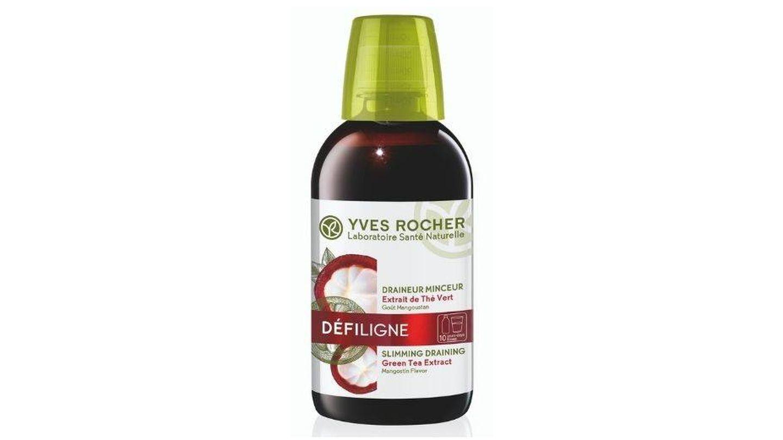 Bebida Reductora Drenante, de Yves Rocher (29 euros).