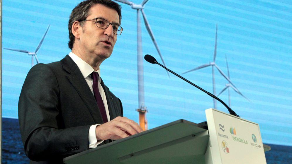 Foto: El presidente de la Xunta, Alberto Núñes Feijóo. (EFE)