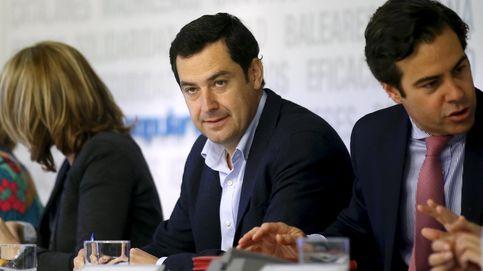 El PP-A salva los muebles: retiene Málaga, Granada, Almería y Jaén