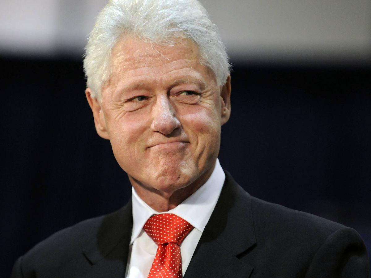 Foto:  Bill Clinton. (Getty)