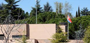 Post de Corea del Norte pide investigar el ataque a la Embajada de Madrid y lo tilda de