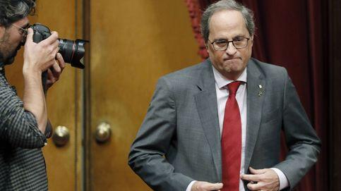 El TSJC suspende cautelarmente la apertura de nuevas embajadas del Govern