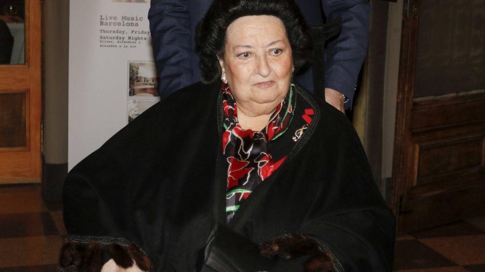 Los duros comienzos de Montserrat Caballé en la ópera