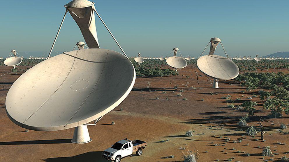 Un radiotelescopio gigante para impulsar la ciencia en África
