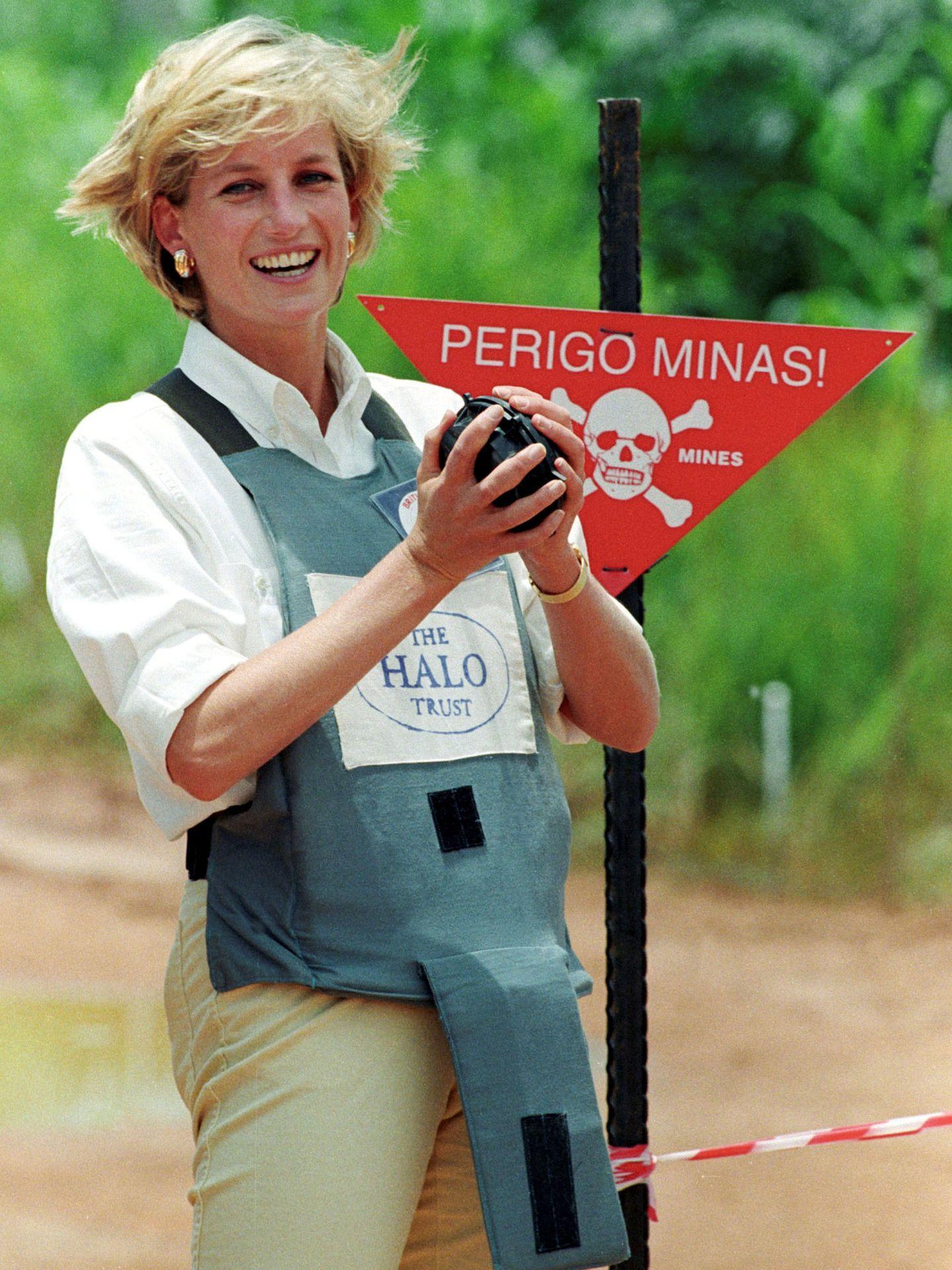 La princesa Diana, en una imagen de archivo. (Reuters)