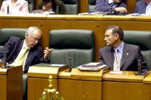 """El lehendakari opina que el verdadero asunto pendiente """"en el Senado es sobre cómo refleja esta Cámara la plurinacionalidad del Estado""""."""