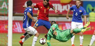 Post de Lucas Vázquez sustituye al lesionado Vitolo en la selección española