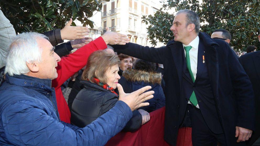 De Milán a Vitoria: el viaje de Ortega Smith por los focos del coronavirus