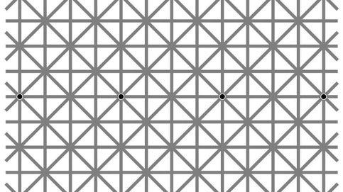 La ilusión óptica de los 12 puntos negros que trae de cabeza a media internet