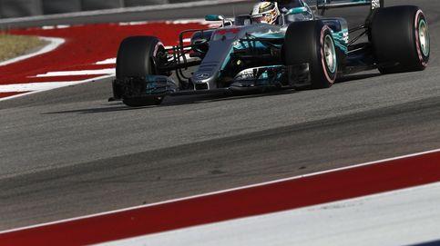 Así vivimos la victoria de Hamilton en el GP de Estados Unidos de Fórmula 1