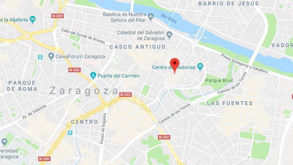 Fallece en Zaragoza un hombre agredido por llevar tirantes con la bandera de España