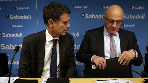 El Banco Sabadell gana 710 millones, un 0,3% más, tras dotar las cláusulas suelo