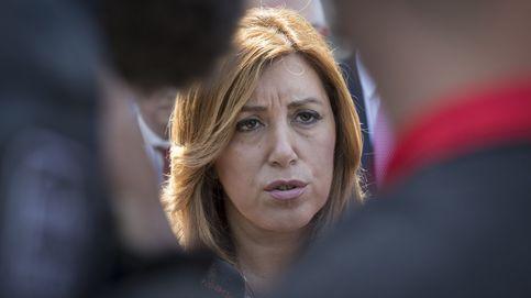 """Susana Díaz rechaza negociar: """"Ahora todos somos de Pedro"""""""