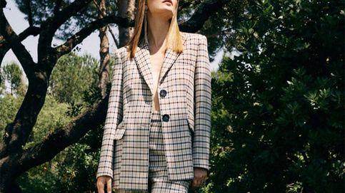 Este traje de cuadros de Sfera es un sueño para todos los armarios