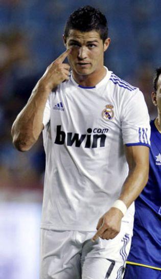 Foto: Cristiano Ronaldo: gran atleta, pésimo gestor