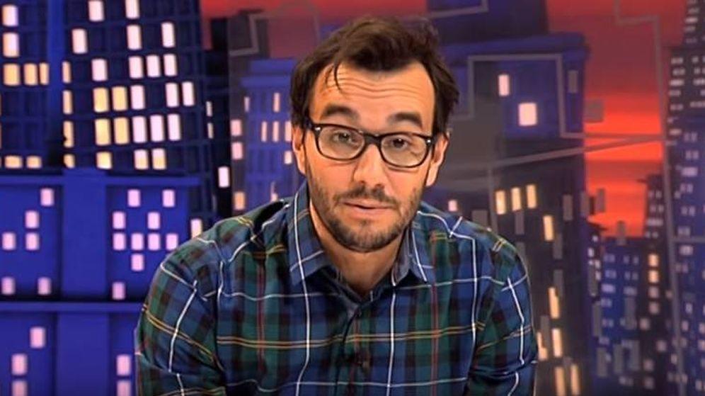 Foto: Jair Domínguez, colaborador de TV3.