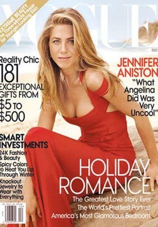 Foto: Jennifer Aniston se venga de Angelina Jolie