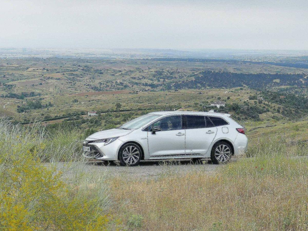 Foto: El Toyota Corolla Touring Sports es un ejemplo de versatilidad y eficiencia mecánica.