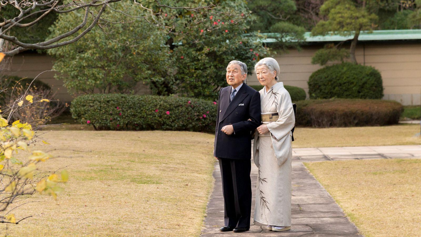 La familia imperial de Japón, de obras y mudanzas para empezar una ...