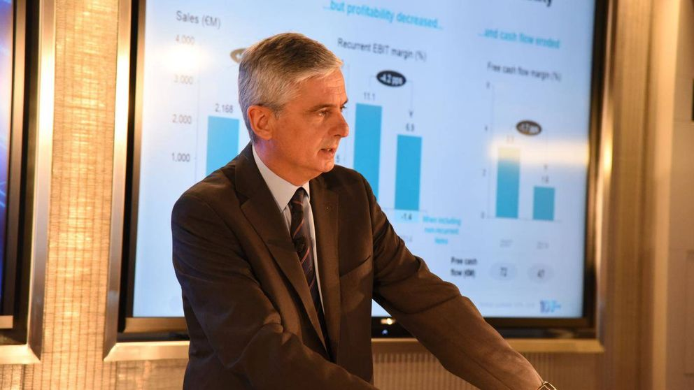 Abril-Martorell ratifica al CEO de Indra tras el escándalo del Canal de Isabel II