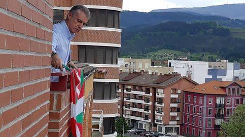 El PNV se envuelve en ikurriñas: El sol de la libertad volverá a calentar pronto a Euskadi