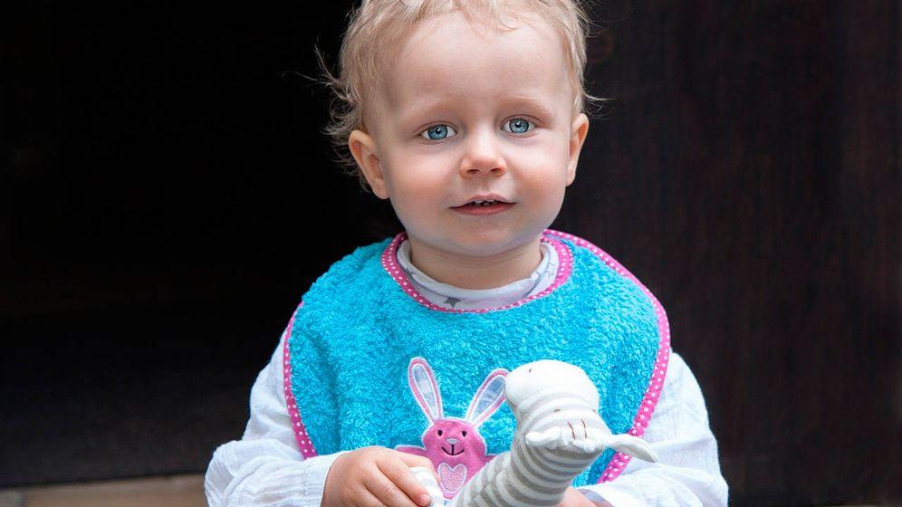 Foto: Los baberos son imprescindibles en los primeros años del bebé (Foto: Pixabay)