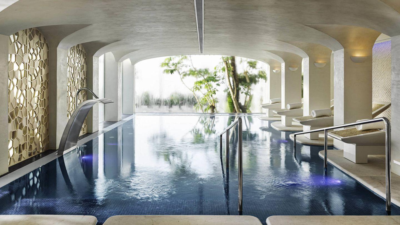 ¿Pensando ya en escaparte a Marbella? En la imagen, el Six Sense Spa.