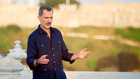Rey Felipe: el acto más emotivo y para el recuerdo de una semana muy internacional